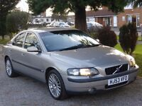 Volvo S60 D5 Automatic 2.4 Diesel Full Service History Cambelt Done!!