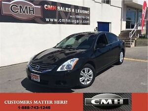 2012 Nissan Altima 2.5 S  ROOF ALLOYS P/SEAT *SUNROOF *CERTIFIED