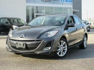 2010 Mazda Mazda3 GT, M/T, BLUE TOOTH