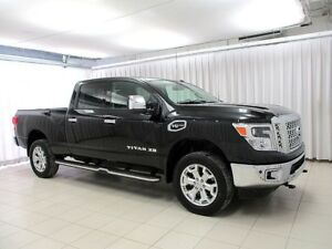 2017 Nissan Titan XD SL , LEATHER, NAVIGATION AND SO MUCH MORE!!