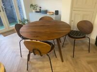 MADE Dining Table and Chairs
