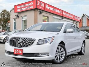 2014 Buick LaCrosse LEATHER PKG-PANORAMIC ROOF-CLEAN CARPROOF