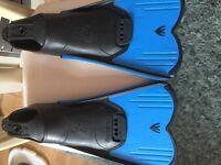 Cressi flippers
