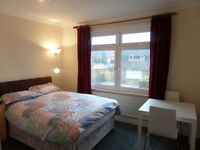 BRAND NEW DOUBLE ROOM ENSUITE AVAILABLE NOW + ALL BILLS INCLUDED IN ASHFORD(TW15 2LR) **MUST SEE**