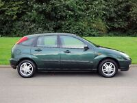 FOCUS FORD 1.6 5dr AUTO | 12M MOT | CHEAP CAR | £999