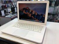 MacBook Late 2009 A1342 | 4GB | 250GB | MacOS Sierra 10.12 | Professionally Refurbished | Guarantee