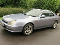 Honda Prelude Coupe - Great classic car - New MOT - £875 O.N.O