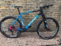 2016 BTwin Rafal 760 carbon mountain bike
