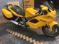 Ducati ST4 916cc Sport Tourer '02