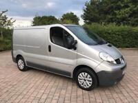 2010 Renault Trafic 2.0 TD SWB Van, 100k Miles, 1 FORMER OWNER, AIR CON, NO VAT (Vauxhall Vivaro)