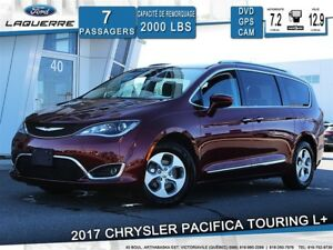 2017 Chrysler Pacifica TOURING L+**7 PLACES*CUIR*GPS*CAM*DVD*BLU