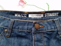 Mens trousers size W36/L32