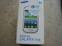 Samsung Galaxy Fame Smart Phone.