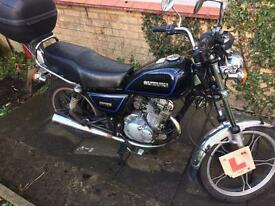 Suzuki gn 125 spares or repairs
