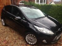 Ford Fiesta 1.6 titanium low mileage full service history