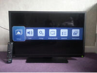 """Toshiba 32"""" LED TV With Built-in DVD Player"""