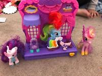 My litttle pony fashion shop