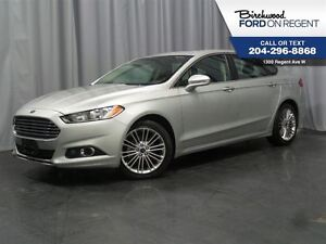 2014 Ford Fusion SE AWD *Leather/Nav/Moonroof*