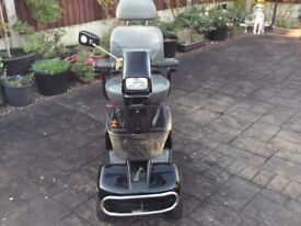 rascal 388xl mobility scooter,mid range 6mph,free local delivery other at cost of fuel,