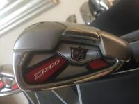 Wilson Staff D300 Irons. New. RRP £499