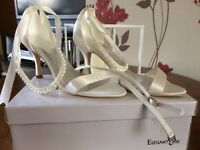 Elegant Park Wedding shoes