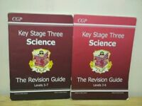 CGP-KS3 Science Revision Guide -2 Books by Paddy Gannon