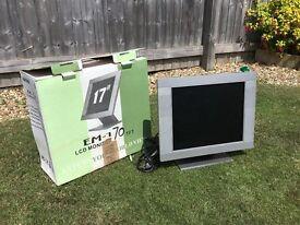 "17"" EM-170 TFT LCD monitor"