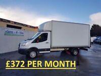 2015 FORD TRANSIT T350 RWD 22 TDCI 125 EL LWB LUTON