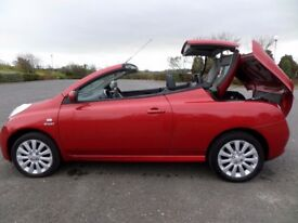 NISSAN MICRA CC COUPE CABRIOLET CONVERTIBLE