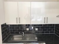 1 bedroom flat to rent Uddingston Main St.Modern interior and close to train station.