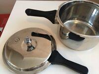 INDU Pressure Cooker - NEW