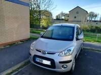Hyundai Automatic I10 2010, Low Mileage