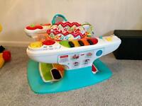 Fisher Price 4-In-1 Step N Play Piano