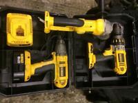 Dewalt 18v drill grinder impact wrench