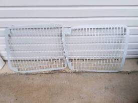 Vw transporter barn door window grills