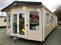 Luxury New Static Caravan For Sale 2017 Site Fees Included SeaViews 12Month Park NorthWest Morecambe