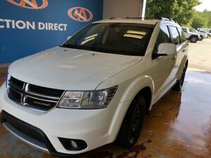 2016 Dodge Journey R/T LEATHER! AWD! SUNROOF!