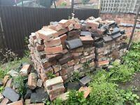 Re-claimed Bricks