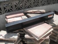 2 x Catnic Interior Lintels and 2 x Catnic Arch Formers - Never Used but Stored Outside
