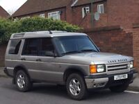 LHD Landrover discovery 3.9 V8 With LPG Gas conversion Left hand drive