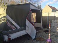 Camping Trailer Tent - Montana Comanche 4 Birth