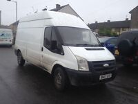 Ford transit 2007 £1200 no offers
