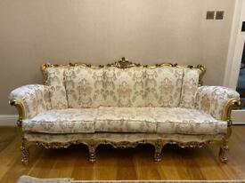 Beautiful 3 seat sofa