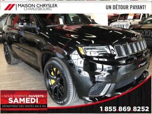 2018 Jeep Grand Cherokee TRACK HAWK**SUPERCHARGED**UNIQUE**