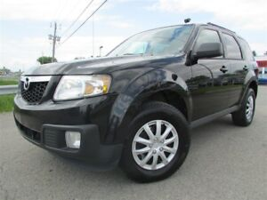 2011 Mazda Tribute GX V6 3.0L A/C CRUISE GR ELECTRIQUE!!!