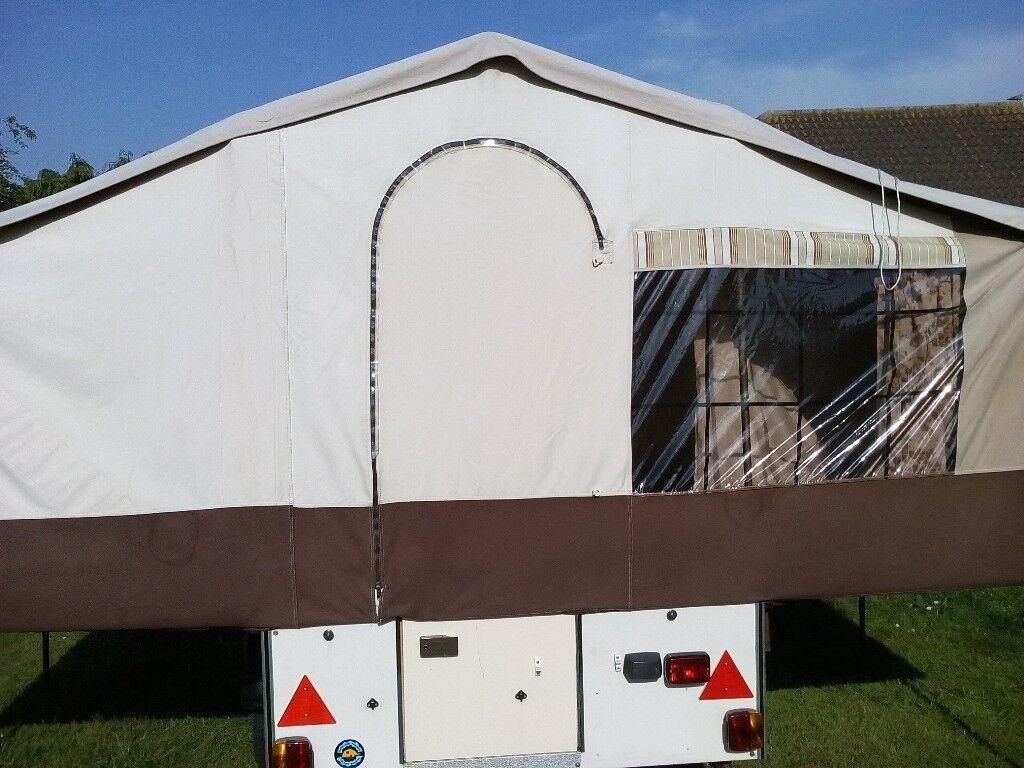 Pennine Aztec trailer tent   in Kesgrave, Suffolk   Gumtree