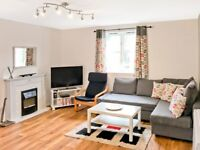 2 bedroom flat available until June 2019 - ideal for 2 students or a mature student with family