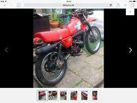 2x Kawasaki ke125 spare or repaire £650.00