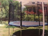 BRAND NEW 12ft trampoline in box great gift! URGENT