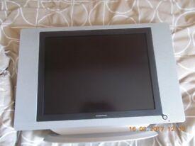 techsonic 20in tv